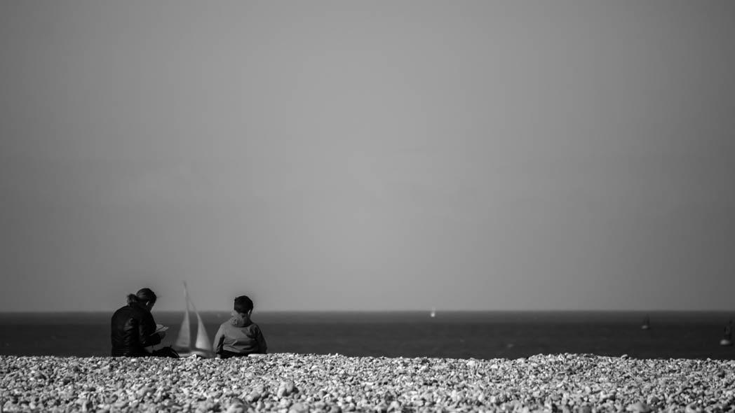 La Havre : La plage