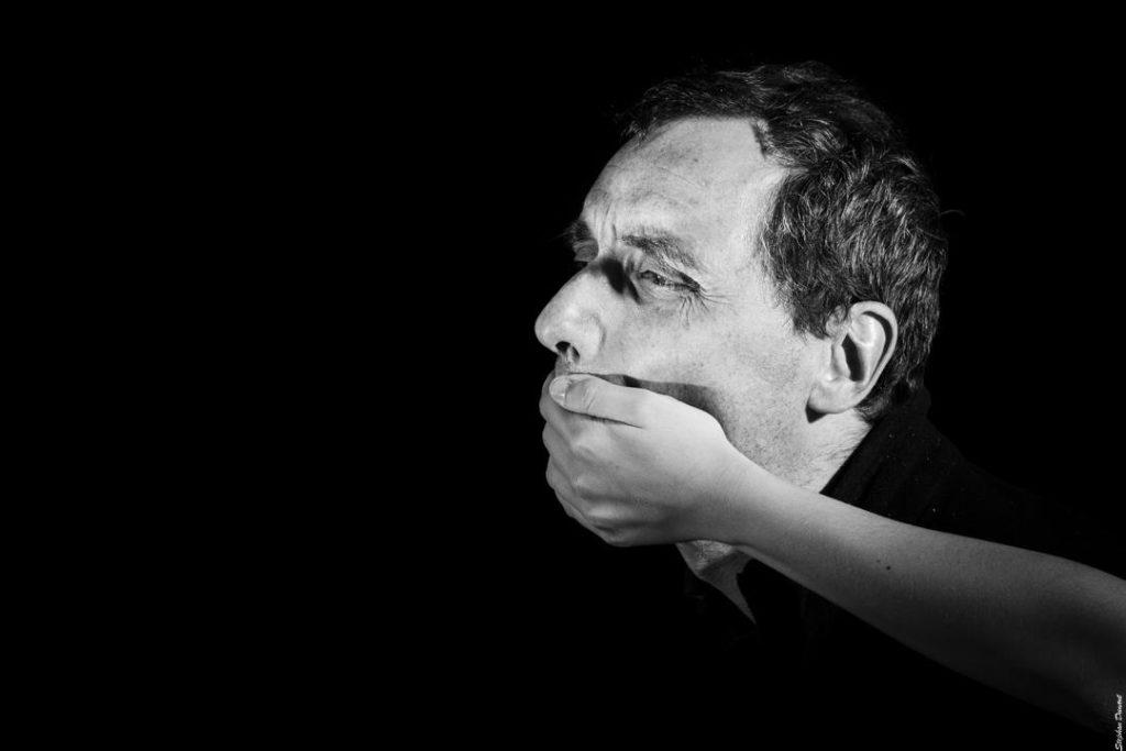 Le silence en image