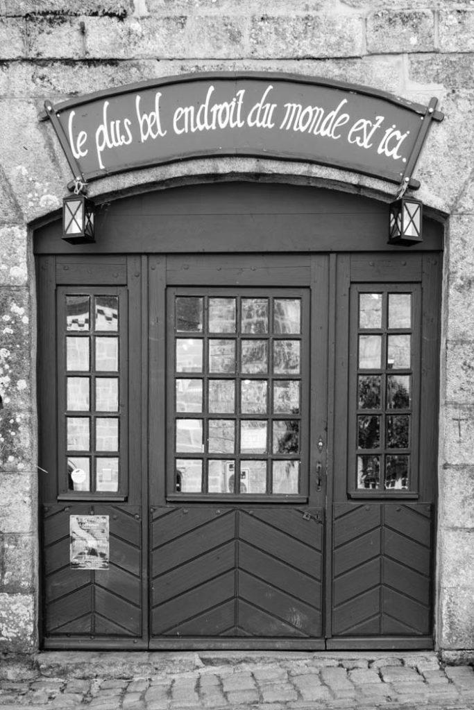 Boutique Locronan