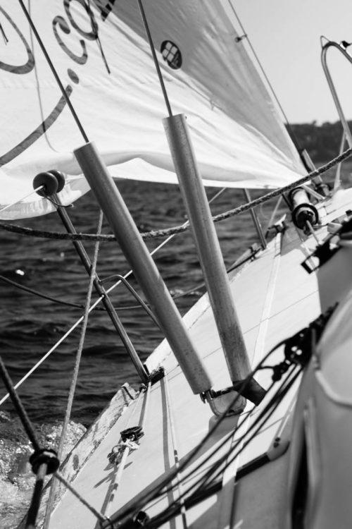 Douarnenez : autour des bateaux