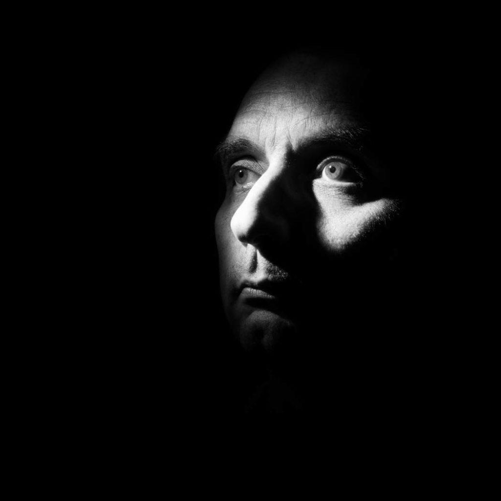 Stephan Dumont : Auto portrait