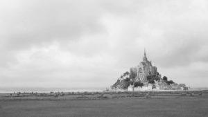 Read more about the article Vue sur le Mont Saint-Michel